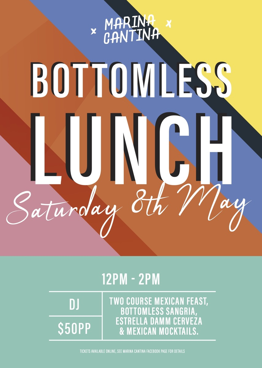 Bottomless lunch May21
